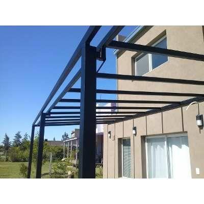Pergolas de hierro ca o estructural trabajos a medida techos pergolas de hierro p rgolas y - Medidas de pergolas ...