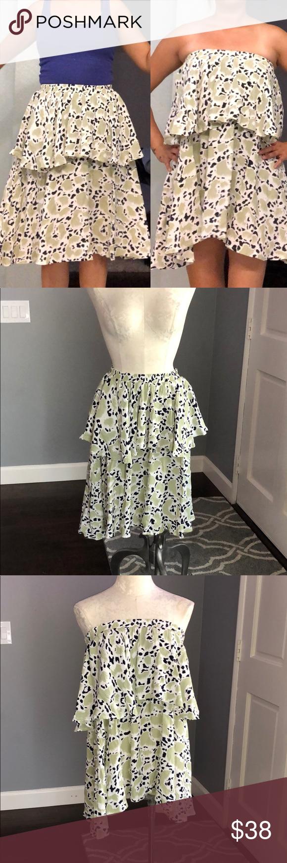 faithful the brand spotted top skirt pinterest
