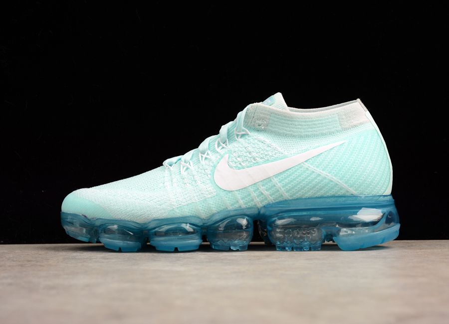 2e2ec7e90d72 Nike Air VaporMax Glacier Blue and White-Pure Platinum For Sale ...