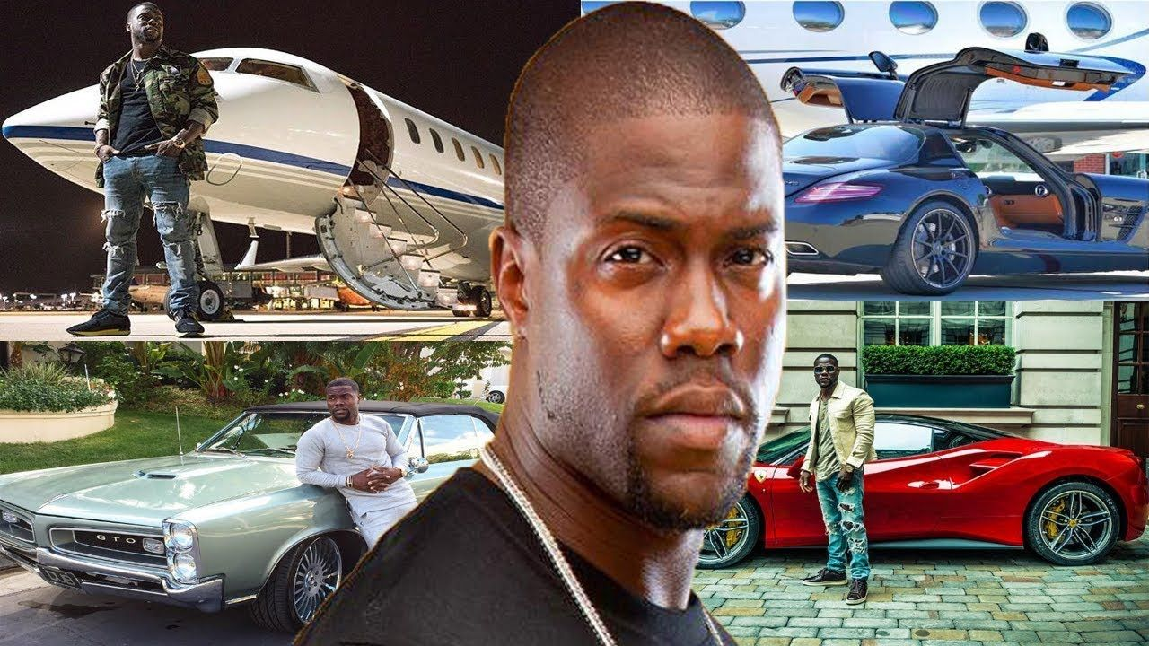 Kevin Hart Net Worth Lifestyle Biography House And Cars