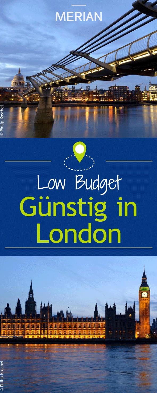 Billig Reisen Nach London Angebote