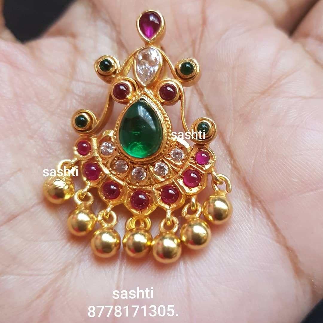 Antique Kundan Jewelry