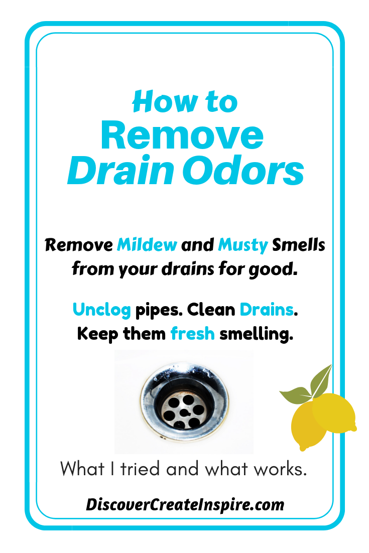 How To Remove Drain Odors From The Kitchen And Bathroom