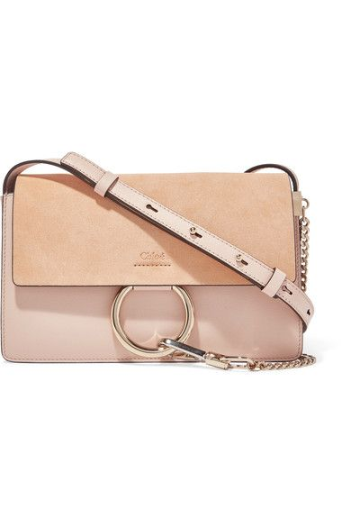 f6d249d770b Blush leather, sand suede (Calf) Snap-fastening front flap Designer color:  Cement Pink Weighs approximately 1.8lbs/ 0.8kg Made in Spain