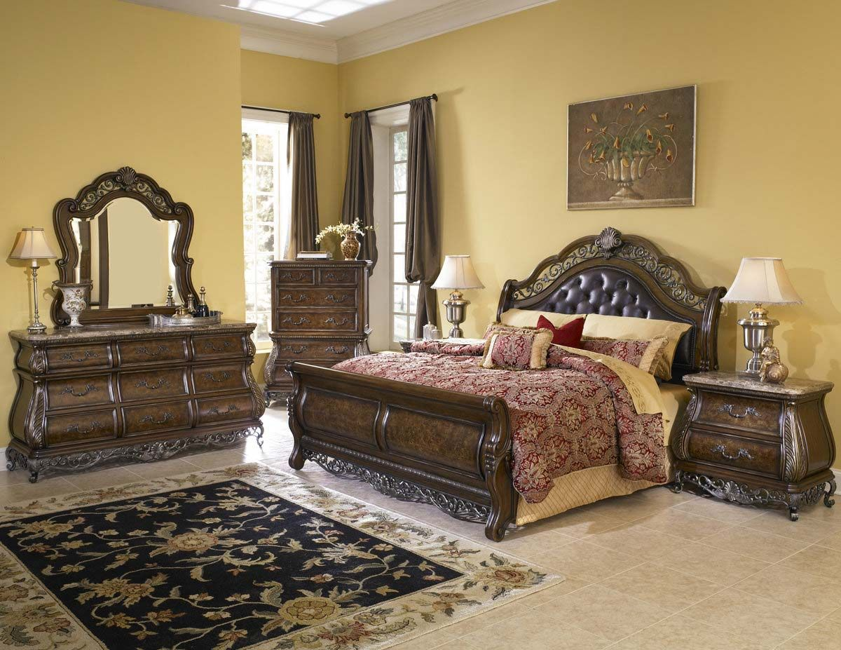 Pulaski Birkhaven Bedroom Set Available at