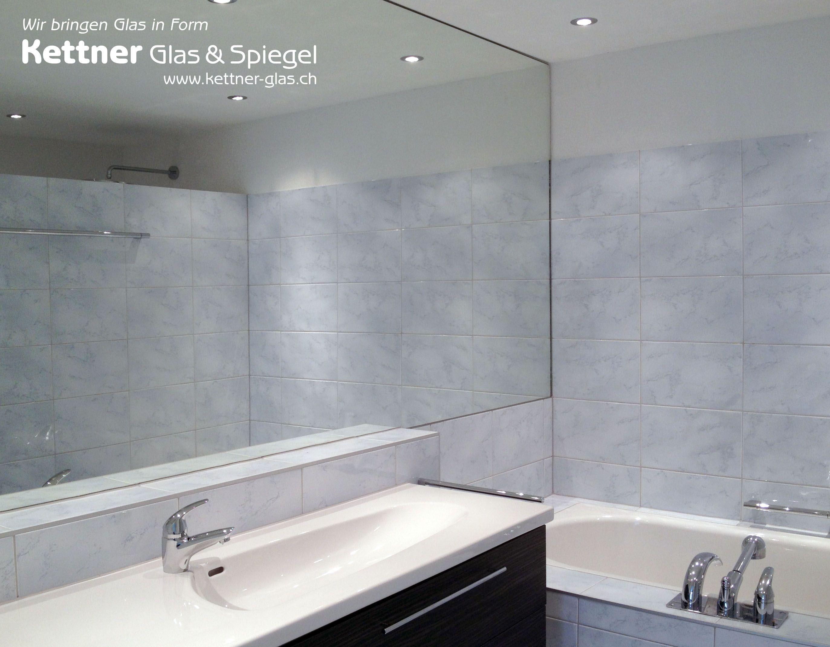 Spiegel Fur Badezimmer Begehbare Wandschranke In Rahmen