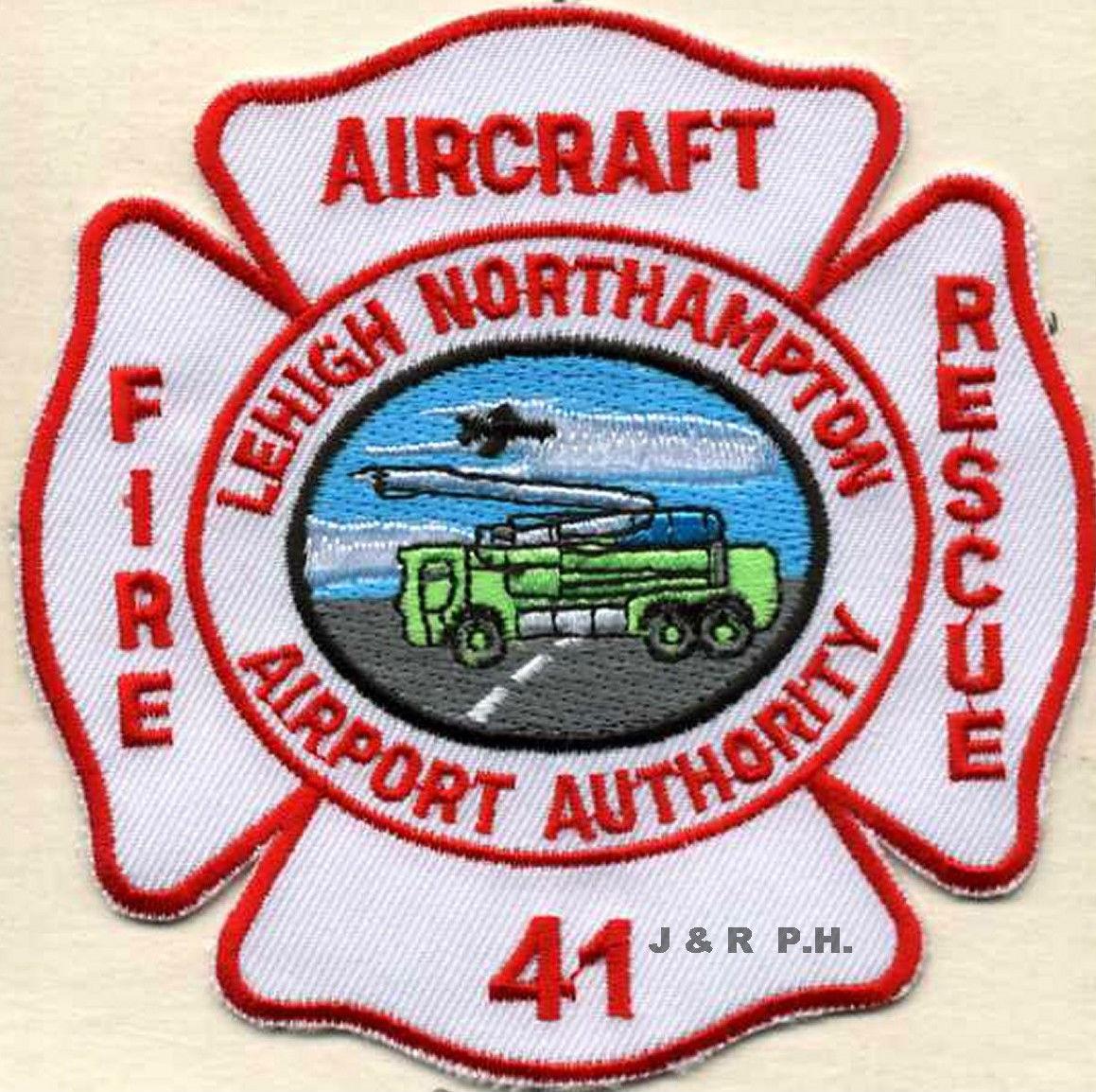 LEHIGH NORTHHAMPTON AIRPORT AUTHORITY PENNSYLVANIA  POLICE PATCH