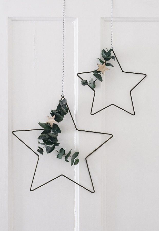 Nordic Christmas decorations with Rose & Grey   These Four Walls blog #kerstideeën