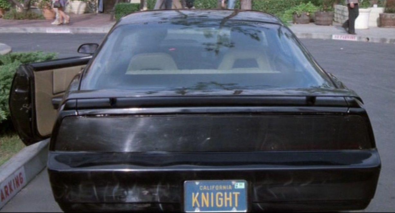 Knight Rider Replica Parts 82 92 Firebirds Blackouts Knight Rider Rider Knight