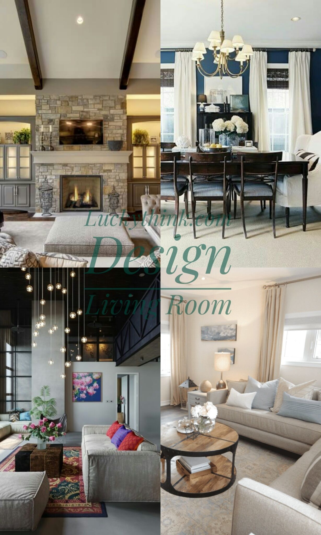 7 Warm And Comfortable Living Room Designs Comfortable Living Rooms Industrial Livingroom Minimalist Living Room