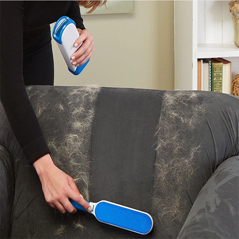 Portable Hair Remover Cleaning Brushes Shequick Pet
