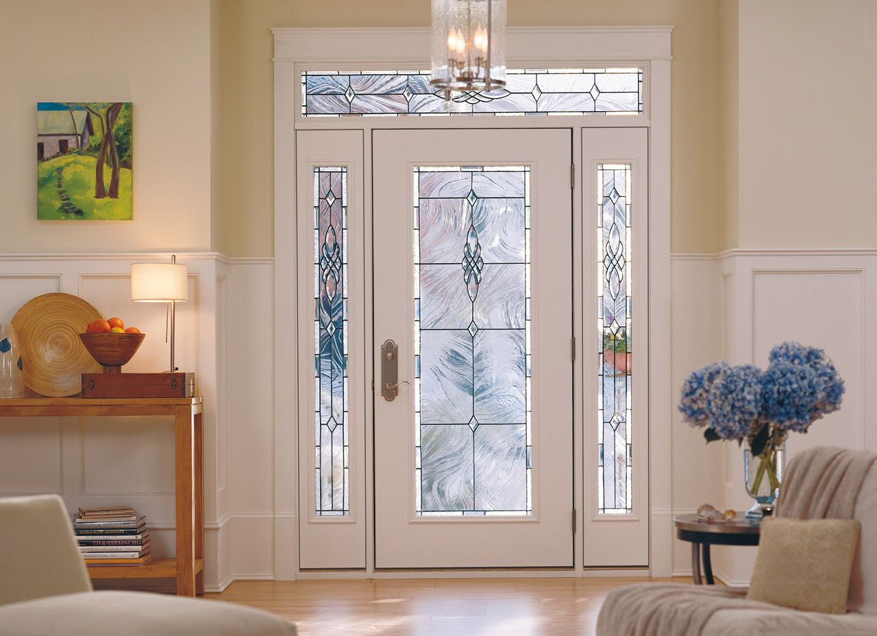 Make Your Entryway Unique With Decorative Glass