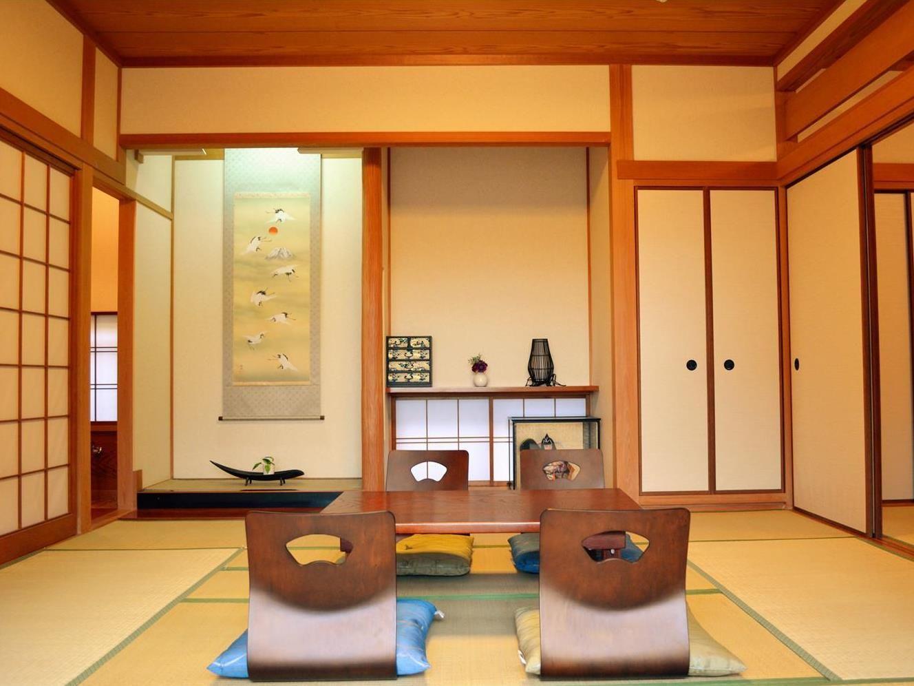 Nara Yoshii Ryokan Nara, Japan