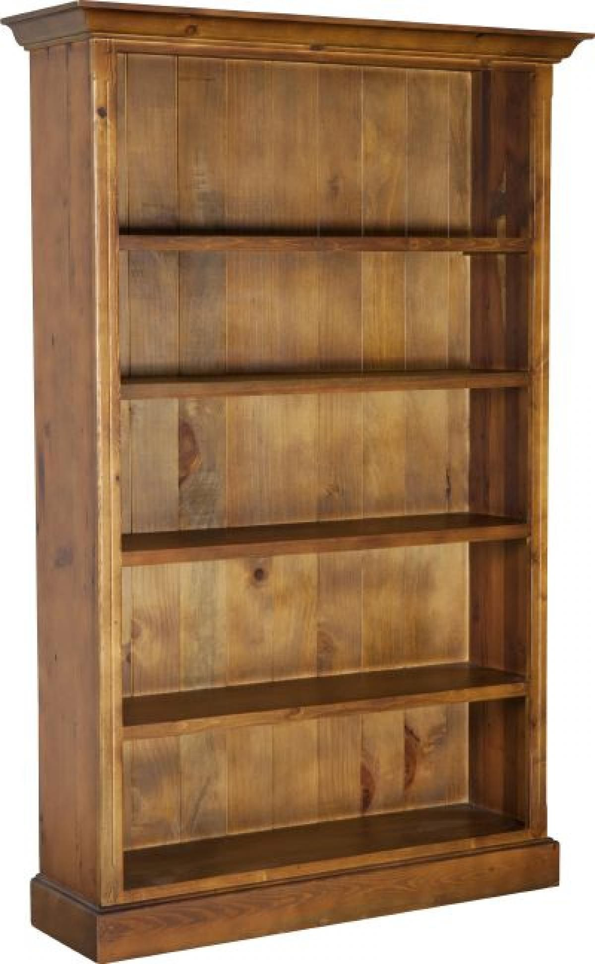 6x4 Eureka Bookcase Recycled Timber Obc