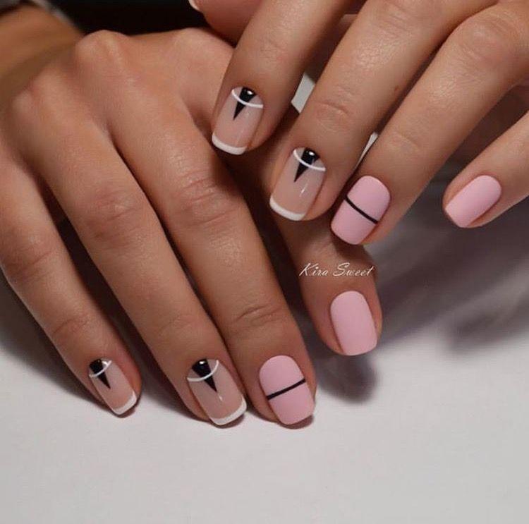 Pin de Ashley Rohr en Eyes and nails | Pinterest | Diseños de uñas