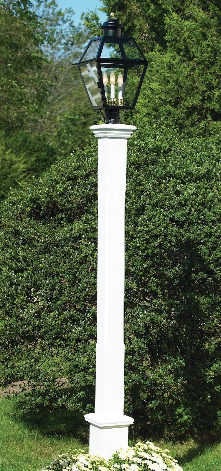 "Lazy Hill Farm Barrington 104"" Lantern Post Outdoor"