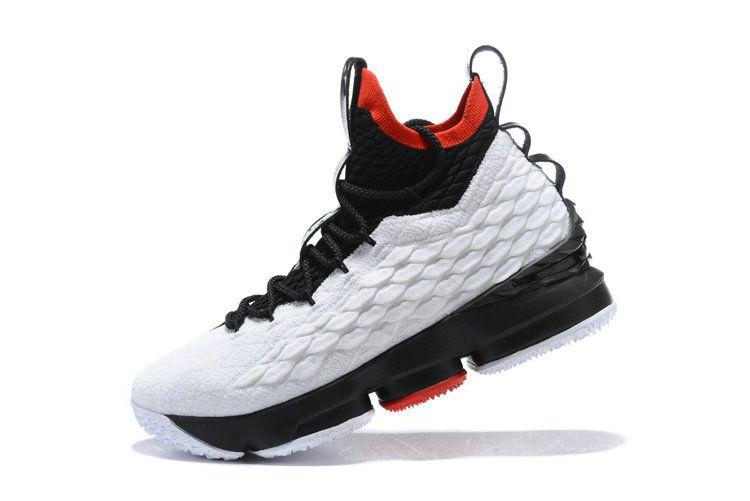 5cb3f02565adb Where To Buy Nike LeBron 15 XV EP Diamond Turf PE 2018 Mens Basketball  Sneakers White