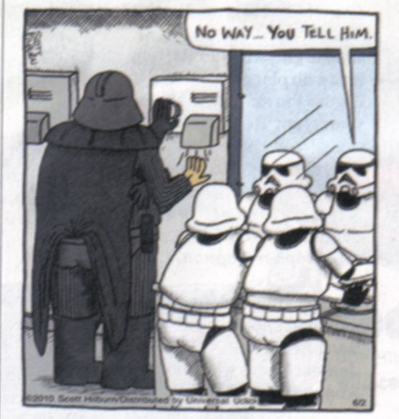 Bathroom Jokes star wars bathroom humor | geekologie / nerdylicious | pinterest