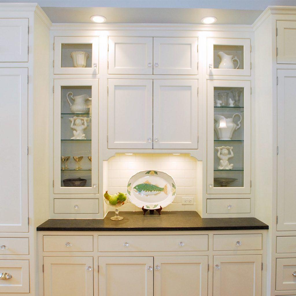 Beaded Glass Kitchen Cabinets | Kitchen Cabinets | Pinterest | White ...