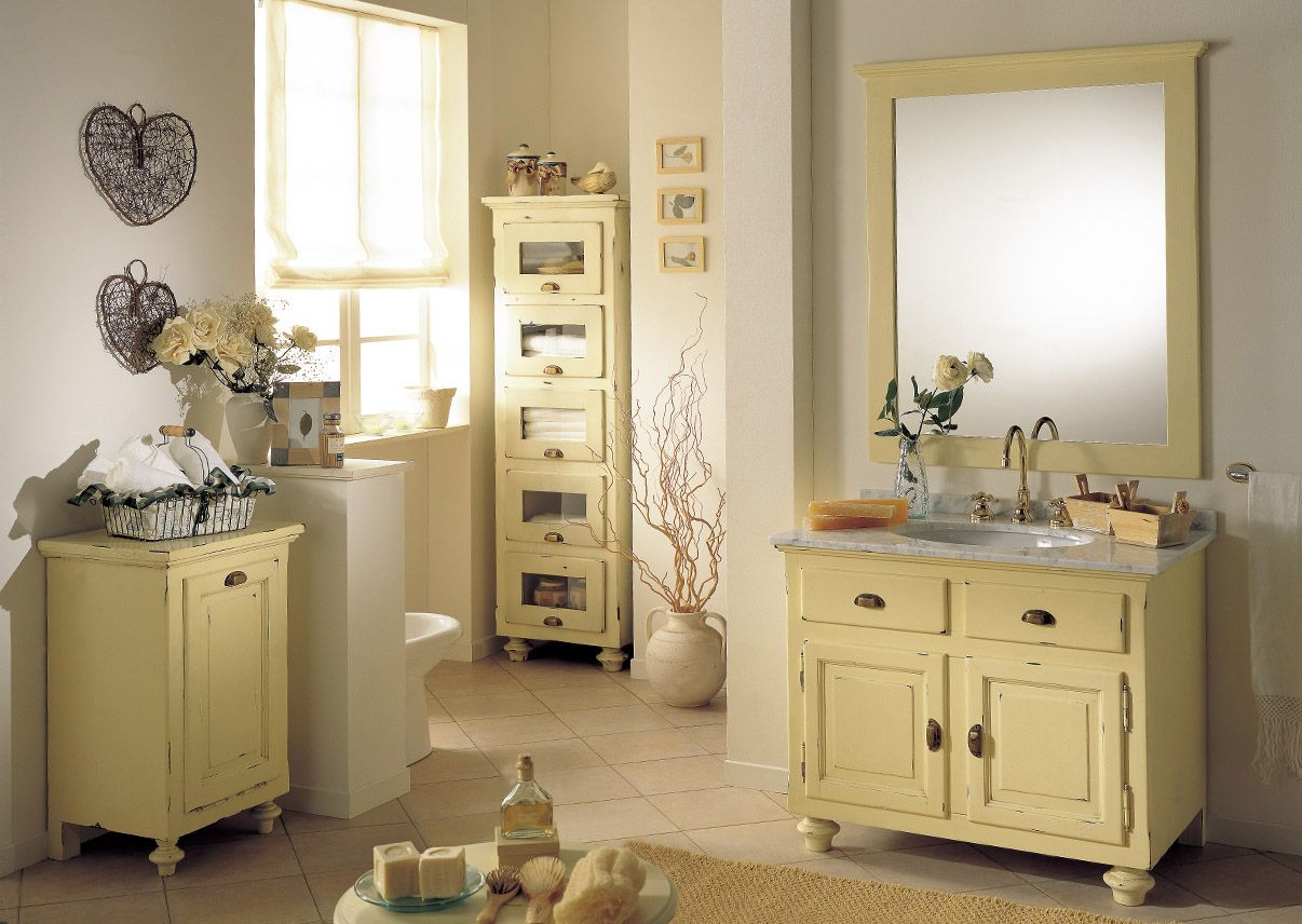 Мебель для ванных комнат Mobili di Castello: Classici #hogart_art ...