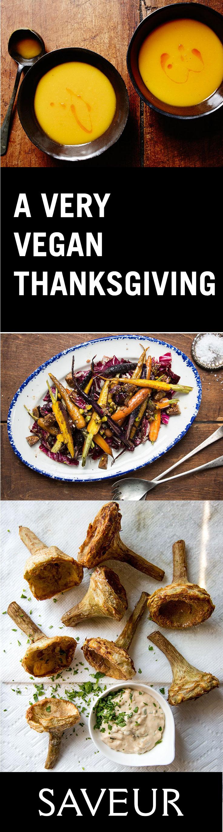 Vegan Thanksgiving Recipes Vegan thanksgiving