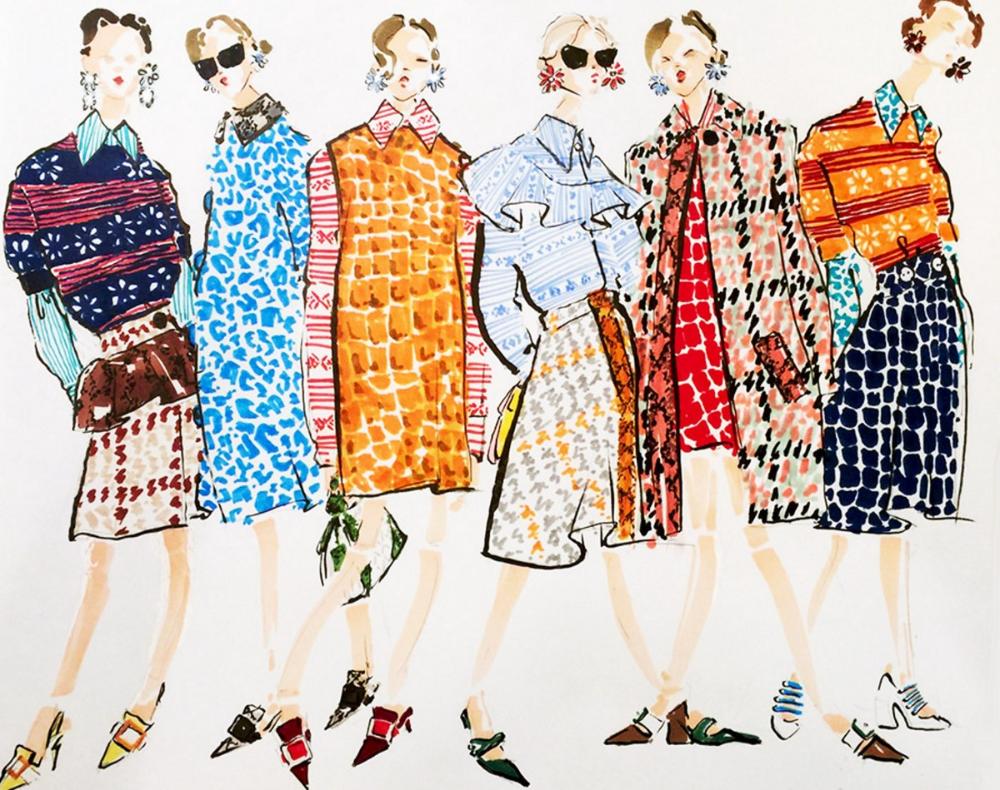 Photo of Fashion illustration basics