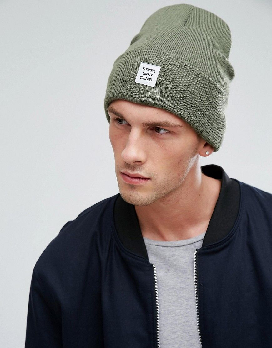 13dbcc4e399 Get this Herschel Supply Co s winter hat now! Click for more details.  Worldwide shipping