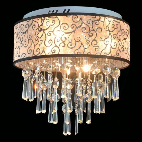 15 7 wonderful modern crystal ceiling light chandelier with 6 15 7 wonderful modern crystal ceiling light chandelier with 6 lights ebay aloadofball Image collections