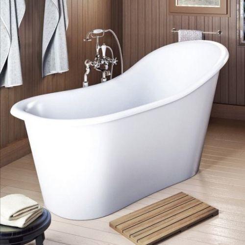 Deep soaker tub oh i wish i had one right now small - Deep soaking tub for small bathroom ...