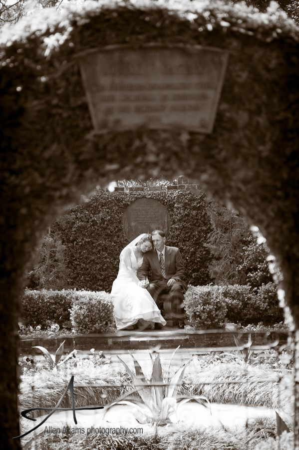Brian + Denise   Maclay Gardens Wedding Photographer   Allen Adams Photography