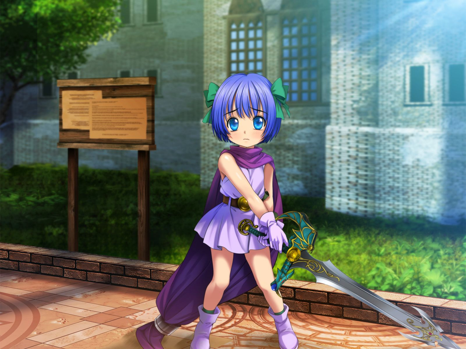 Dragon quest floraqus daughterg 16001200 dragon quest dragon quest floraqus daughterg 16001200 aloadofball Choice Image