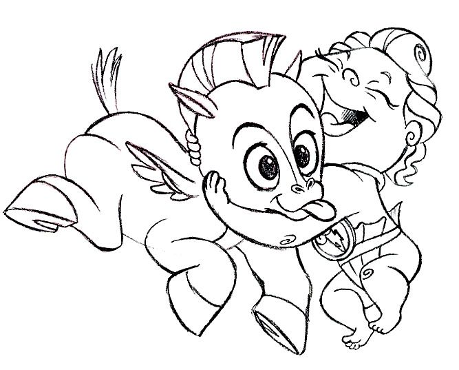 hercules coloring pages - Google Search. USE THIS ONE | unsorted ...