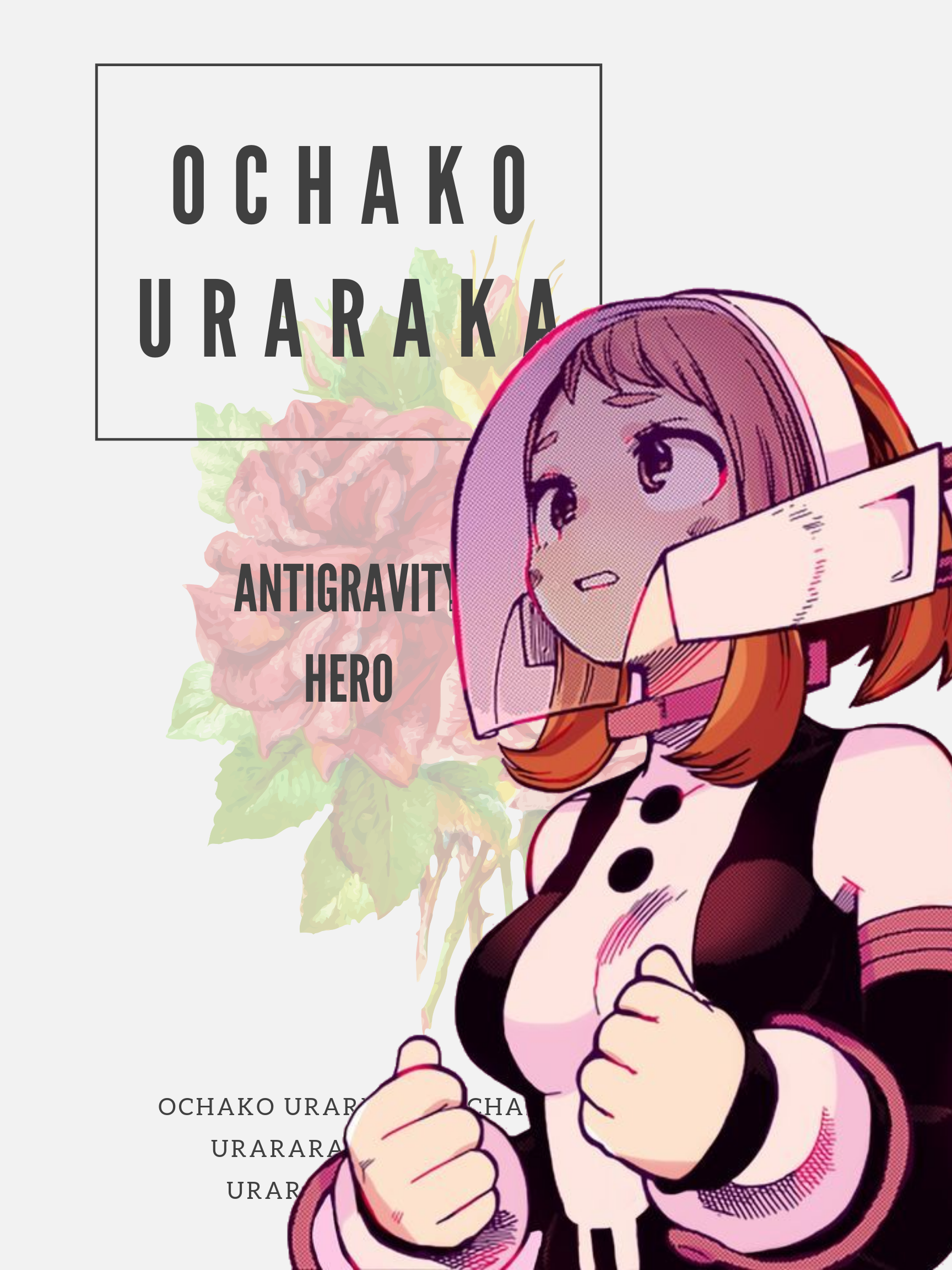 Ochako Uraraka Aesthetic Anime Wallpaper Anime Hero