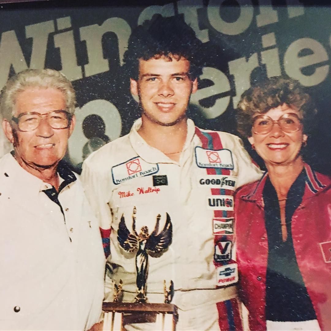"""Michael Waltrip (@mwr55) on Instagram: """"Making your mom and dad"""