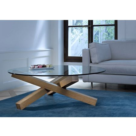 Campfire coffee table by Tomahawk Studios available from Anibou