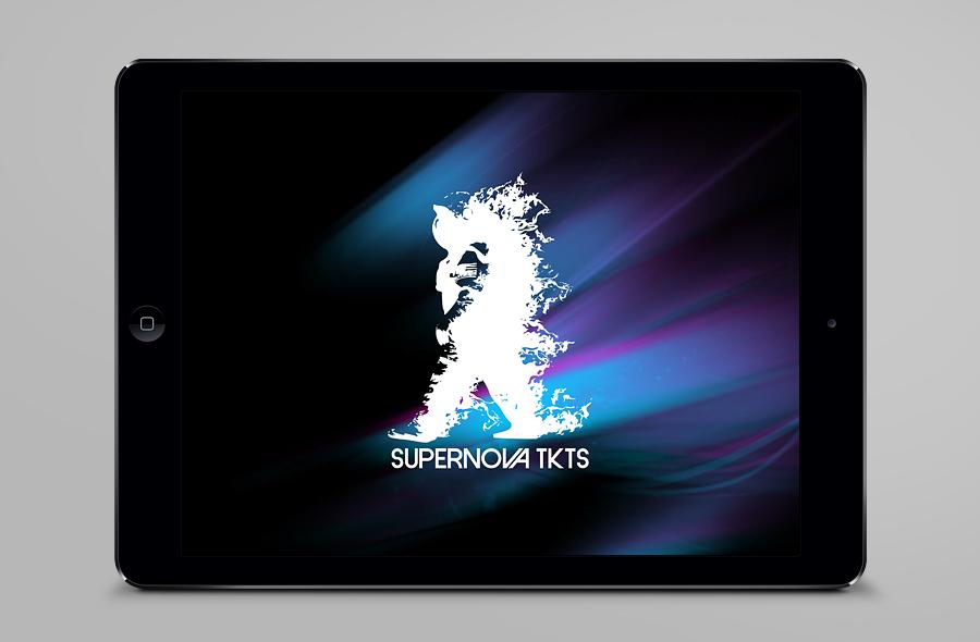 Logomarca: Supernova TKTS  #lambblack #bestoftheday #design #awesome #astronaut #love #follow