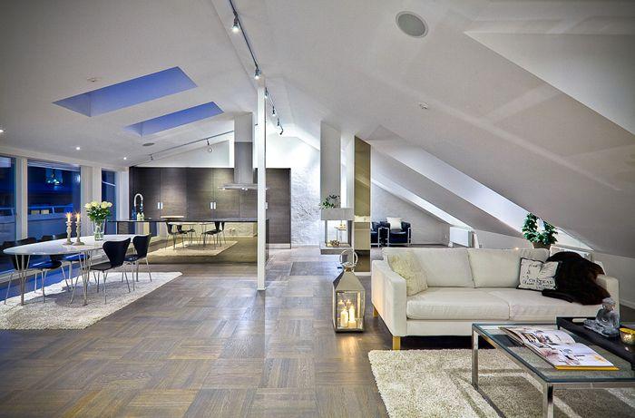 resultado de imagen para casas con buhardillas modernas - Buhardillas Modernas