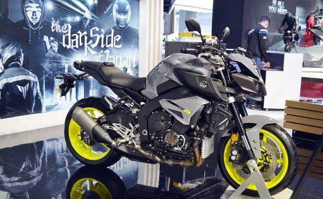 2018 Yamaha MT-10 trình diện giá 295 triệu đồng  Chơi xe | Tin tức giải trí