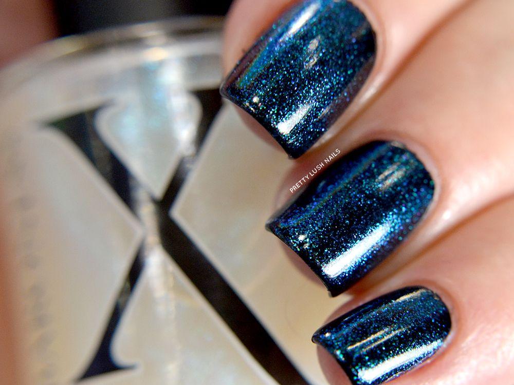 Baroness X - Apatito | Pretty Lush Nails | Baroness X | Pinterest