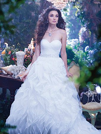 Alfred Angelo Bridal Style 242 from Full Collection | Cute times ...