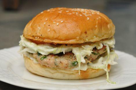 Yummy Burger Sunde Opskrifter Med Kylling Burger Opskrifter Madopskrifter