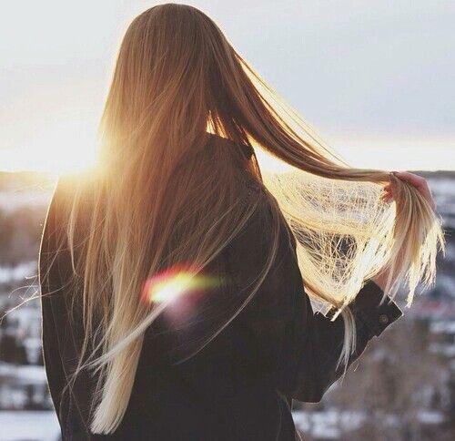 hair, girl, and blonde εικόνα