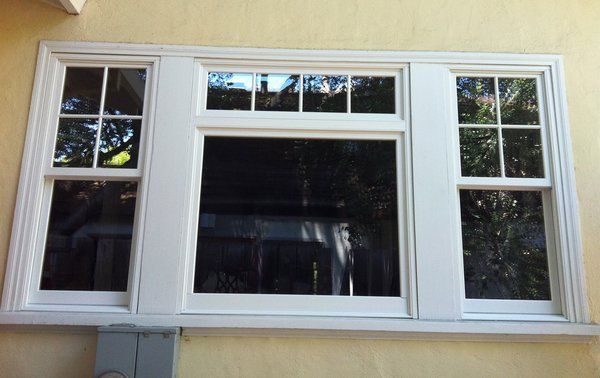 Andersen 400 Series Double Hung Windows