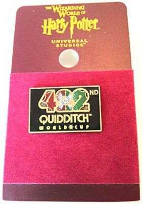 Universal Studios Wizarding World of Harry Potter 422ND Quidditch World Cup Pin