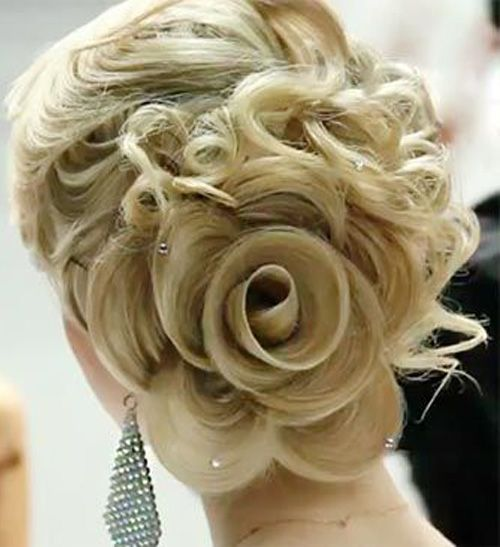 So Gorgeous Rose Wedding Hairstyles 2015 2016 Styles Time Hair Styles Cool Hairstyles Hair