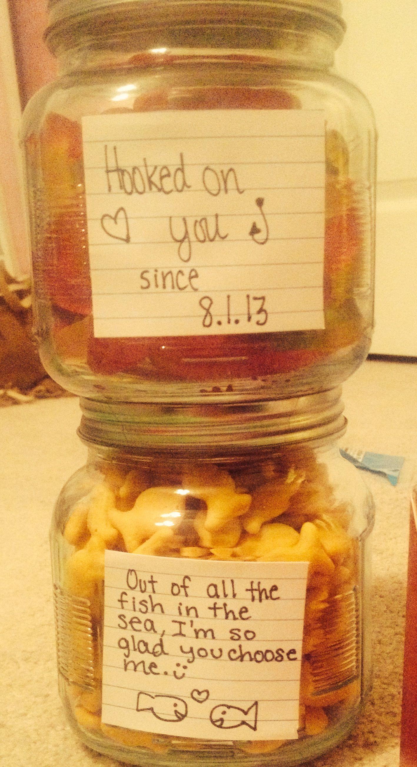 Fish u bait cute boyfriend gifts pinterest
