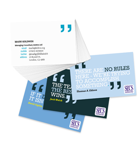 50 Free Business Cards From Moo Com And Secs In The City Girl