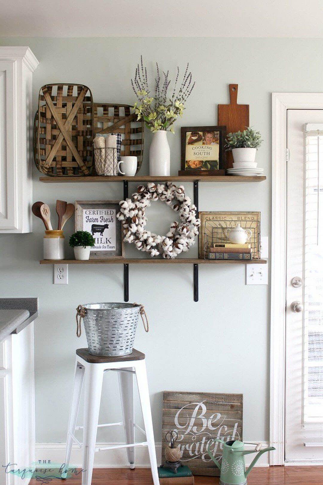 Best Innovative Kitchen Wall Decor Ideas Farmhouse Kitchen Decor