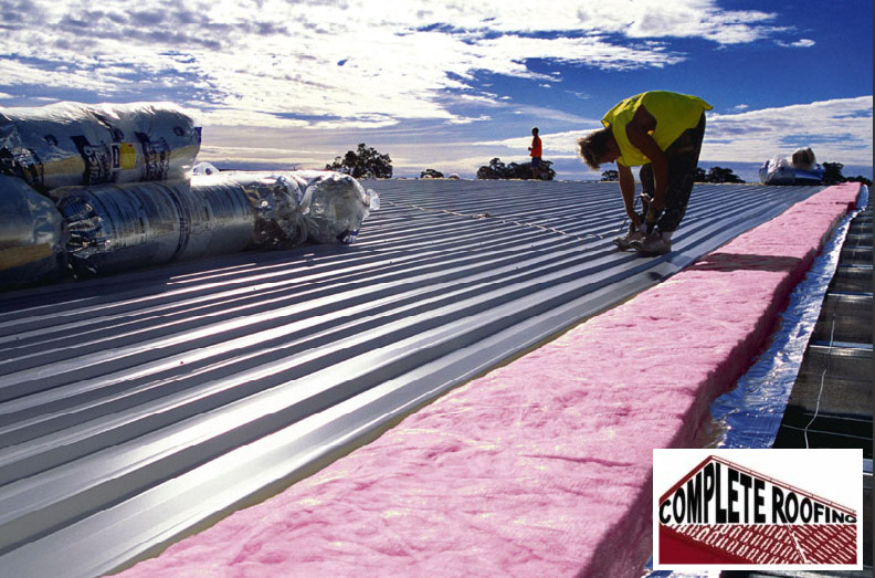 Insulating Your Roof Is Easy With Bradford Insulation Roofing Services Roofing Repair