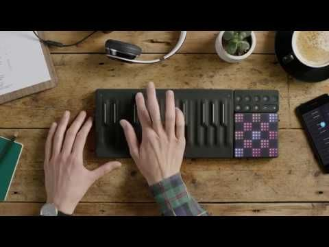 Seaboard Block: Play it Anywhere